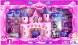 RMA Battery Operated Pink Princess Castl...