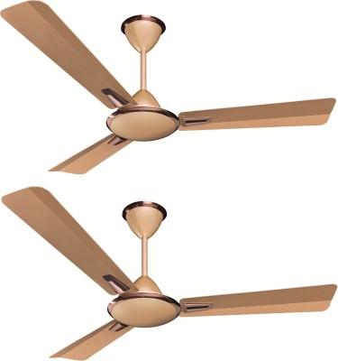 Crompton Aura Prime Anti Dust 3 Blade Ceiling Fan(Birken Effect)