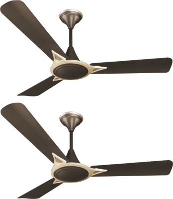Crompton Avancer Prime Anti Dust BB 3 Blade Ceiling Fan(Baker Brown)