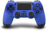 Sony Dual Shock 4  Gamepad (Blue, For PS...