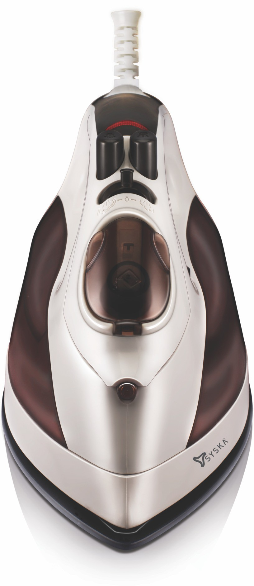 View Syska Turbo SSI-7003 Steam Iron(White, Brown) Home Appliances Price Online(Syska)