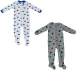 Indirang Romper For Boys Printed Cotton ...