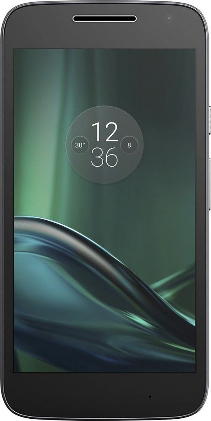 View Moto G4 Plus (Black, 32 GB)(3 GB RAM) Mobile Price Online(Motorola)