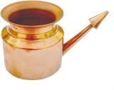 Jal Neti Copper Brown Neti Pot (450 ml)