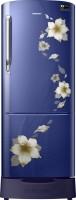 Samsung 192 L Direct Cool Single Door Refrigerator(RR20M282ZU2/NL,RR20M182ZU2/HL, Star Flower Blue, 2017)