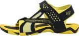 Exotic Men Navy Sports Sandals