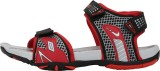 Exotic Men Red Sports Sandals
