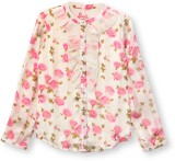 Barbie Girls Floral Print Casual White, ...