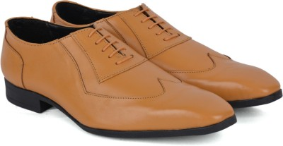 Ziraffe DARWIN Lace Up(Tan)