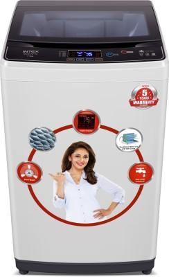 INTEX WMFT75BK 7.5KG Fully Automatic Top Load Washing Machine