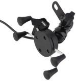 Capeshoppers Bike Mobile Holder (Black)