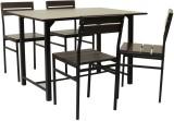 FurnitureKraft 11008 Metal Dining Set (F...