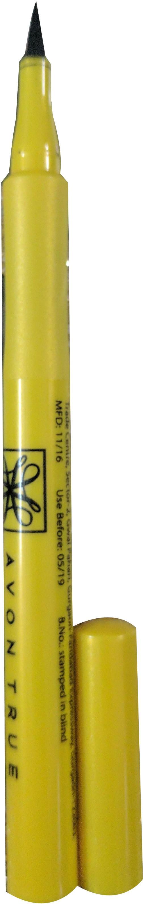 Avon True Color Super Extend Extreme Eye liner 1 ml(Black)