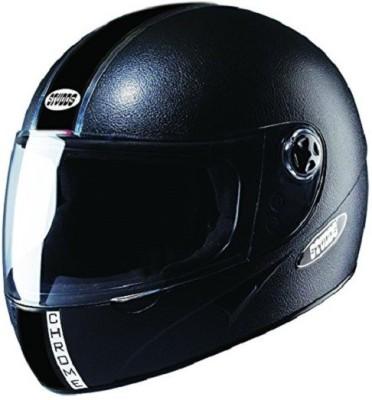 Studds Chrome Economy Motorsports Helmet(Black)