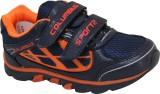 Columbus Boys & Girls Velcro Running Sho...