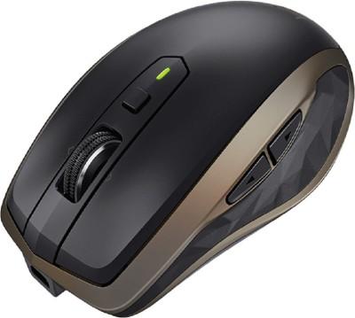 Logitech MX ANYWHERE 2 Wireless Laser Mouse(Bluetooth, Black) at flipkart
