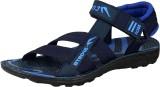 Ethics Men Black Sports Sandals
