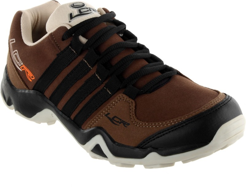 Lancer Running Shoes(Brown, Black)