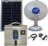 Belifal Table Solar Fan Set (25 W)