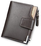 Baellerry Men Brown Artificial Leather, ...