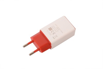 iGreenPro iGP USB Type C Charger 2A Dual USB Type A (Female) Red Mobile Charger(Red, White)