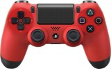 Sony Dual Shock 4  Gamepad (Red, For PS4...