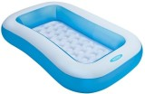 BESTO SWIMMING POOL Inflatable Pool (Blu...