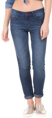 Ansh Fashion Wear Regular Women's Blue Jeans at flipkart