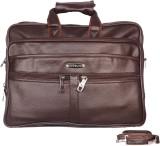 Goodwin 16 inch Laptop Messenger Bag (Br...