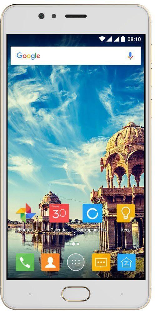 View ZOPO Flash X Plus (Royale Gold, 32 GB)(3 GB RAM) Mobile Price Online(ZOPO)