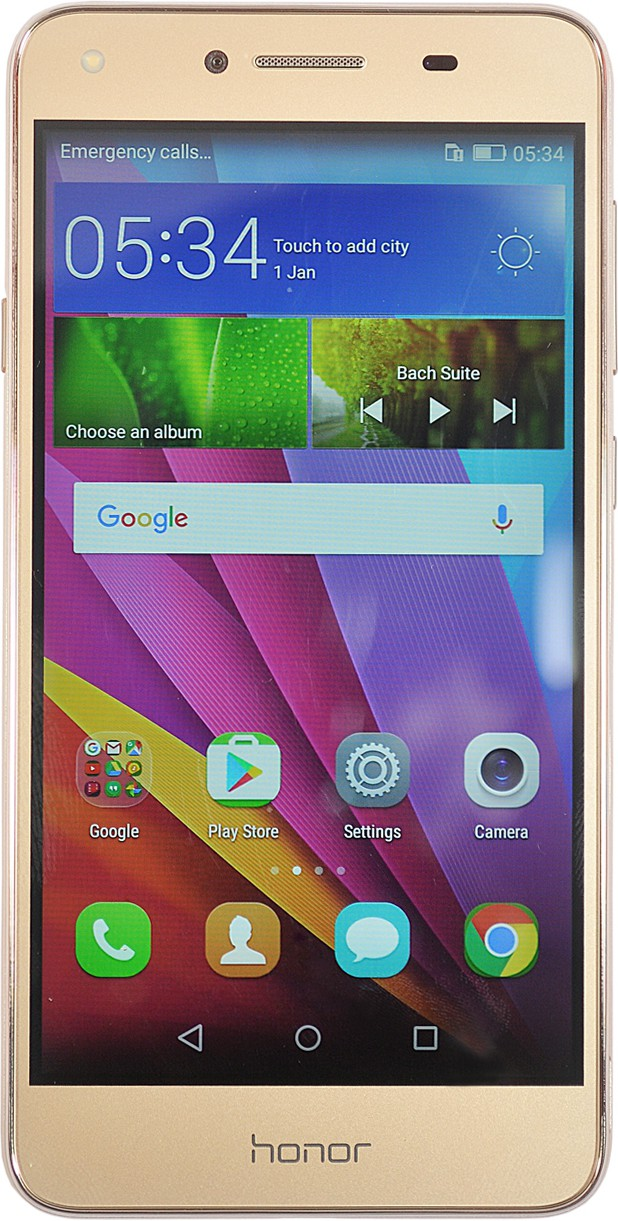 View Honor Bee 4G (Gold, 8 GB)(1 GB RAM) Mobile Price Online(Honor)