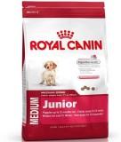 Royal Canin Medium Junior Chicken Dog Fo...