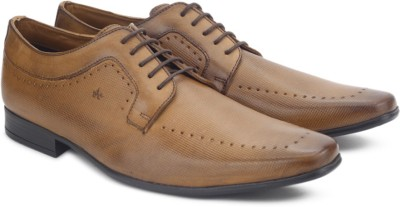 Arrow ACTON Lace Up Shoes(Tan)