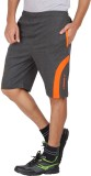 Greenwich Solid Men's Grey, Orange Sport...