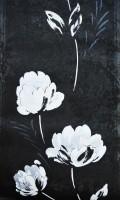 SYGA Floral & Botanical Wallpaper(25 cm X 5 cm)