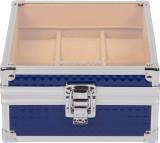 medetai watch box alu Watch Box (Blue, H...
