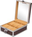 medetai watch vox Watch Box (Brown, Hold...