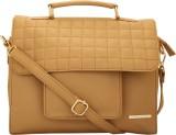LAPIS-O-LUPO Sling Bag (Beige, 9 L)