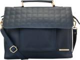 LAPIS-O-LUPO Sling Bag (Blue, 9 L)