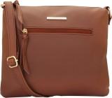 LAPIS-O-LUPO Sling Bag (Tan, 9 L)