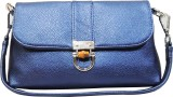 Madame Exclusive Blue  Clutch