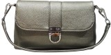 Madame Exclusive Grey  Clutch
