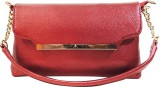 Madame Exclusive Red  Clutch