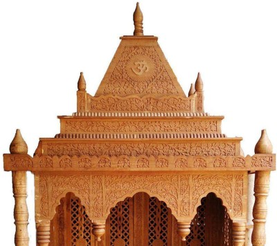 Aarsun Woods MNDR_0156S Wooden Home Temple(Height: 152.4 cm)
