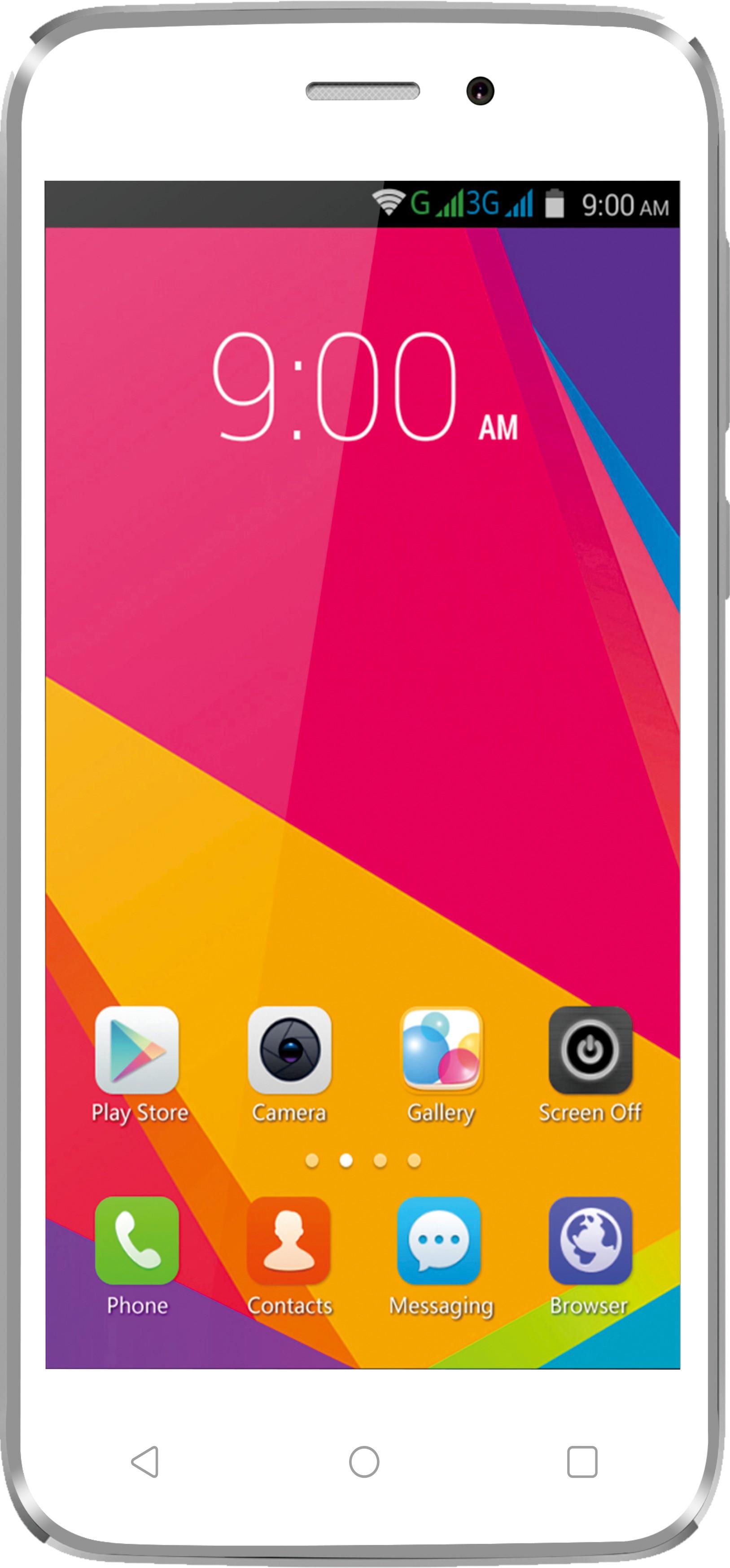 View M-tech ACE 9 (White, 8 GB)(1 GB RAM) Mobile Price Online(M-tech)