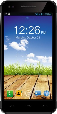 Micromax Canvas Hue 2 A316 Dual Sim (Black, 16 GB)(2 GB RAM) at flipkart