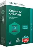 Kaspersky Antivirus Software 2017 3 Pc 1...