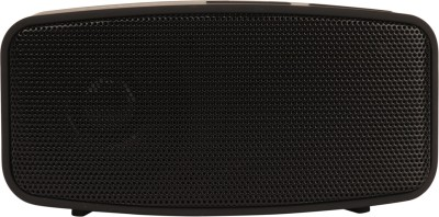 Yuvan BS - 144 FM USB/ SD Player With Mic Mini Portable Bluetooth Mobile/Tablet Speaker(Black, Stereo Channel)