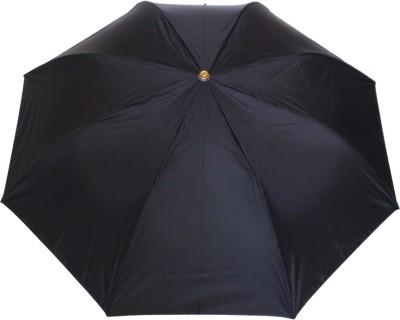 Sun Brand Swift 12- 3 Fold (Men UV Protective) Umbrella(Black)