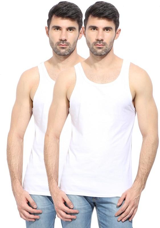 Calvin Klein Men's Vest(Pack of 2)